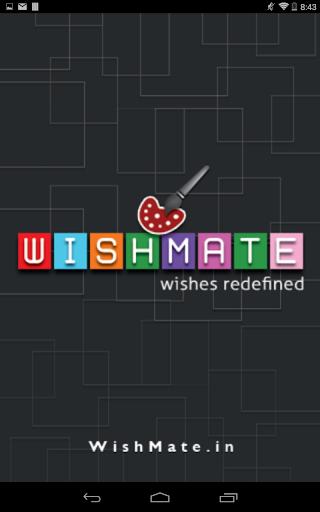 免費生產應用App|Wishmate New year Greetings|阿達玩APP