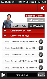 RAC105 Oficial- screenshot thumbnail