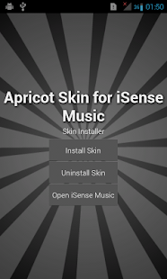 Apricot Skin for iSense Music - screenshot thumbnail