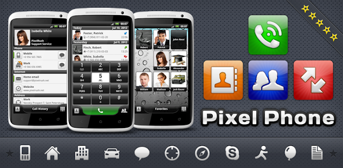 PixelPhone 3.2.4 Pro Apk Full Version Crack Latest-iANDROID Vault