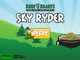 Screenshot of Sky Ryder