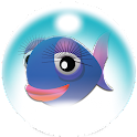 Fish Bubbles For Babies icon