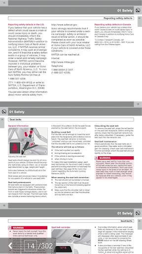 【免費書籍App】Volvo S40 2010 Owners Manual-APP點子