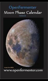 玩書籍App|Moon Phase Calendar免費|APP試玩