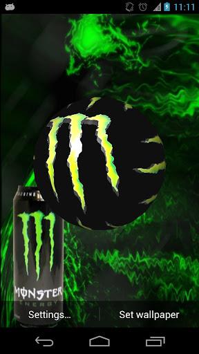 download monster energy 3d wallpaper google play softwares