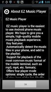 Music Player - screenshot thumbnail