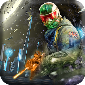 Soldier Shooting for PC and MAC