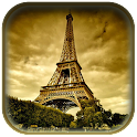 Eiffel Tower Live Wallpapers icon