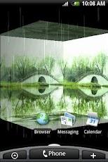 Bridge over Water in 3D