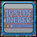 Justin Bieber Keyboard icon
