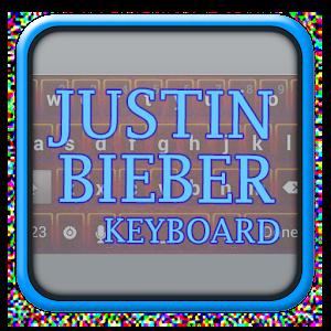 Justin Bieber Keyboard