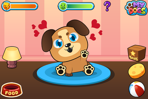 My Virtual Dog - Pup Puppies