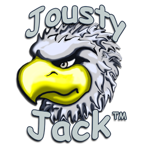 Jousty Jack - tap & survive this totally challenging game