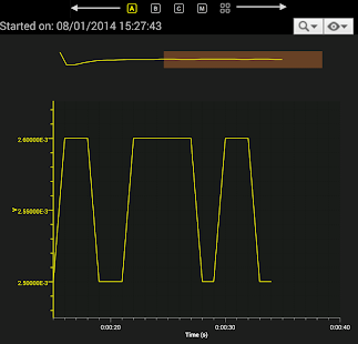 Keysight Mobile Logger - screenshot thumbnail