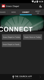 Grace Chapel App- screenshot thumbnail