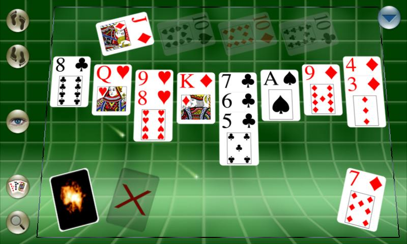 Solitaire Forever - screenshot