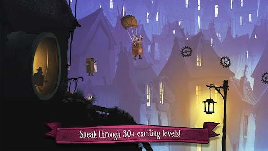 The Boxtrolls: Slide 'N' Sneak Screenshot 29