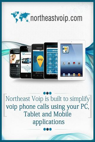 Northeast Voip Android app