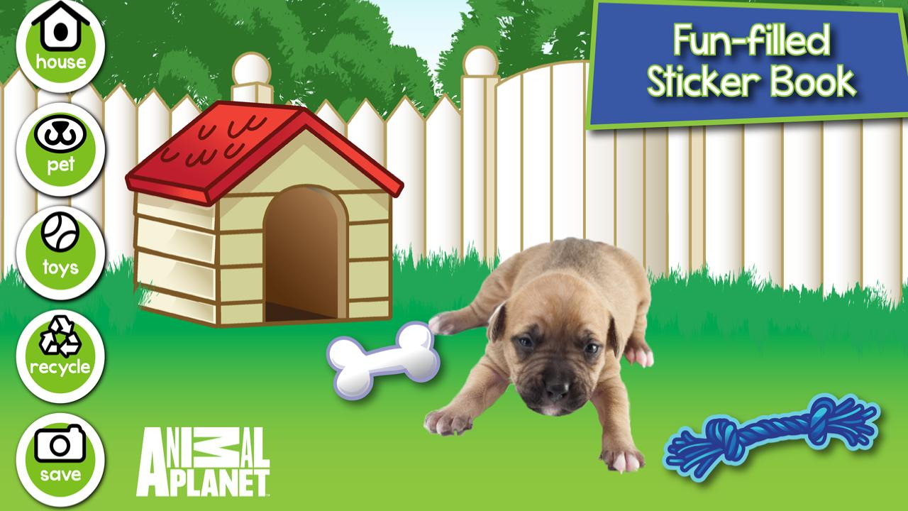 Animal Planet Hide & Seek Pets- screenshot