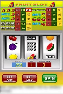 Fruit Slot Casino- screenshot thumbnail