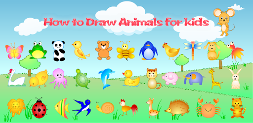Draw Animals For Kids Free Apps On Google Play