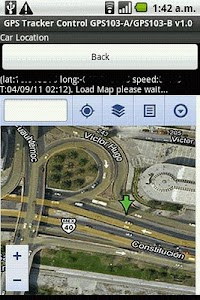 GPSTracker Control GPS103-A/B screenshot 5