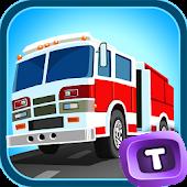 Fire Truck Racing