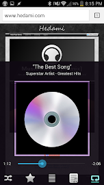 Music Player (Remix) Screenshot 2