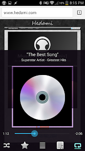 Music Player (Remix) Screenshot 2