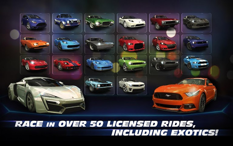 android Fast & Furious: Legacy Screenshot 10
