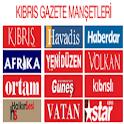 KIBRIS GAZETE MANSETLERI logo