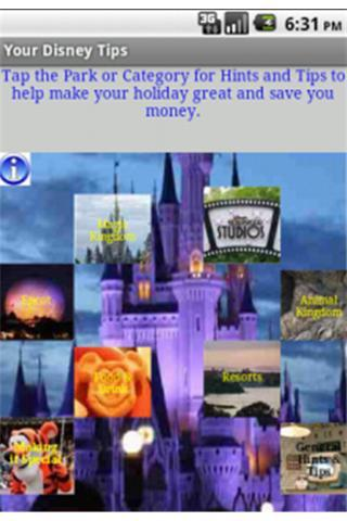 Your Disney Tips