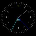 24h Analog Clock logo