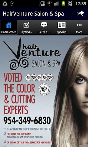 HairVenture Salon Spa