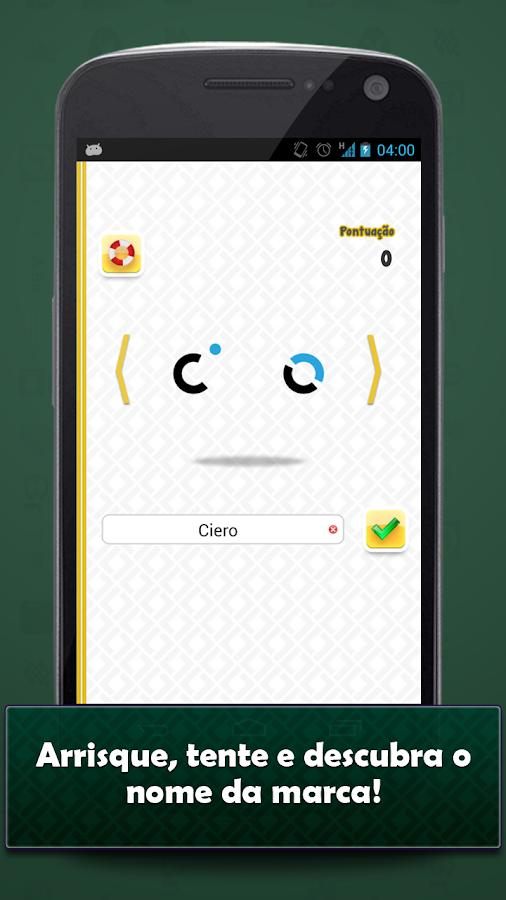 Quiz Logo Brasil - screenshot