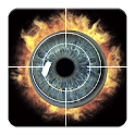 Eye Scanner Lock Screen Free icon