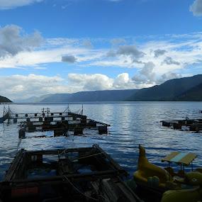Beautiful Tongging, North Sumatera by Diadjeng Laraswati H - Landscapes Cloud Formations (  )
