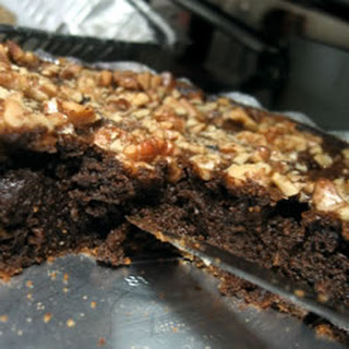 Mocha Walnut Pie
