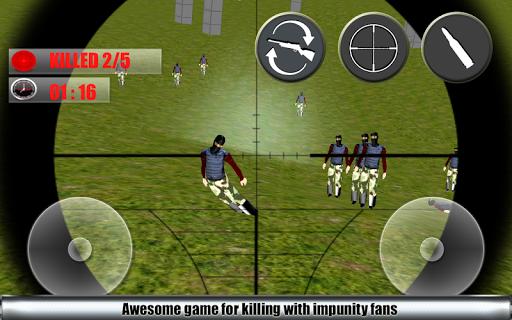 Enemy: Strike And Gunplay
