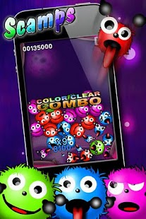 SCAMPS - addictive puzzle game - screenshot thumbnail