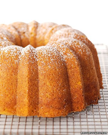Martha Stewart Lemon Spice Cake