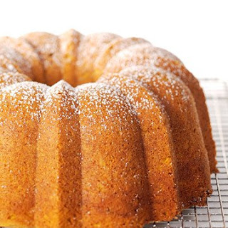 Spicy Pumpkin Bundt Cake