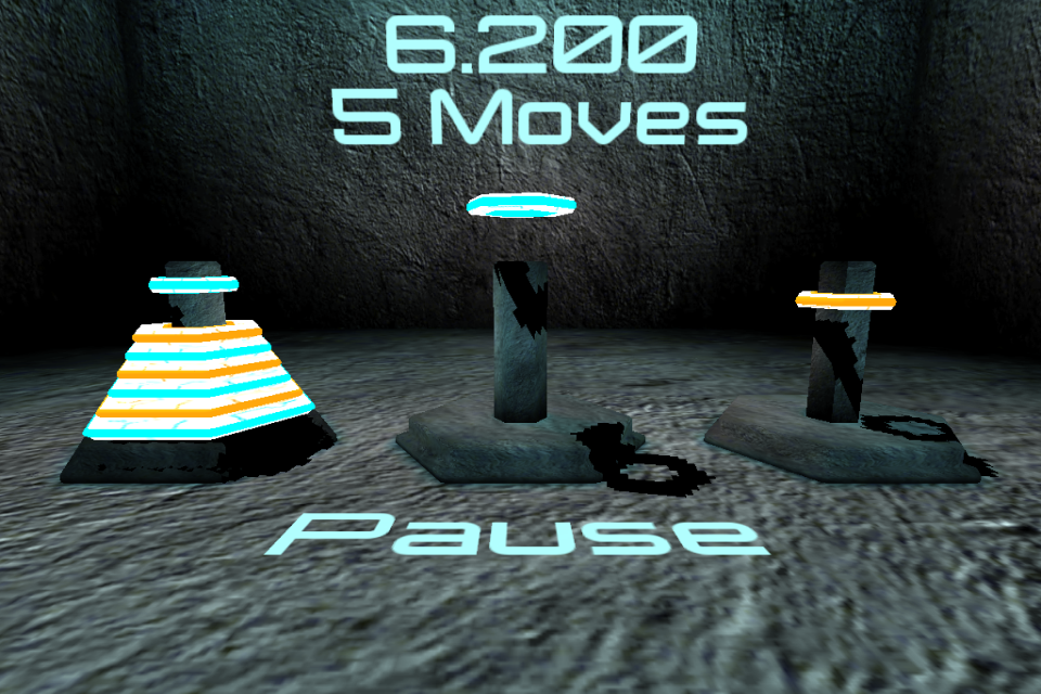 TOH3D - Free puzzle game- screenshot