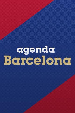 Agenda Barcelona