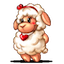 Virtual Sheep (web) logo