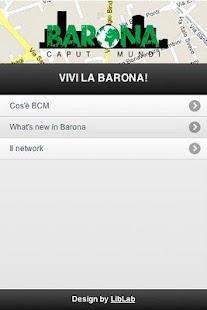 Barona Caput Mundi- screenshot thumbnail