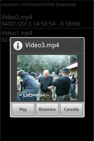 Vidz - Video Downloader - screenshot