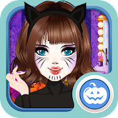 Halloween Spa – Make up games