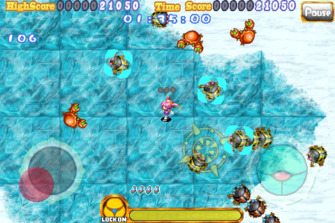 MUSHIHIMESAMA BUG PANIC LITE- screenshot