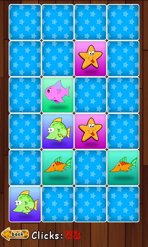 Kids Memory FREE- screenshot